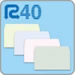 エコ洋0(洋長3)封筒印刷の画像